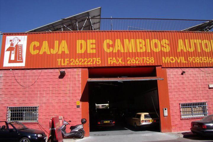 CAJAS DE CAMBIO AUTOMÁTICAS INTERNACIONAL
