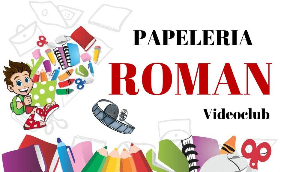 Foto PAPELERÍA VIDEOCLUB ROMÁN