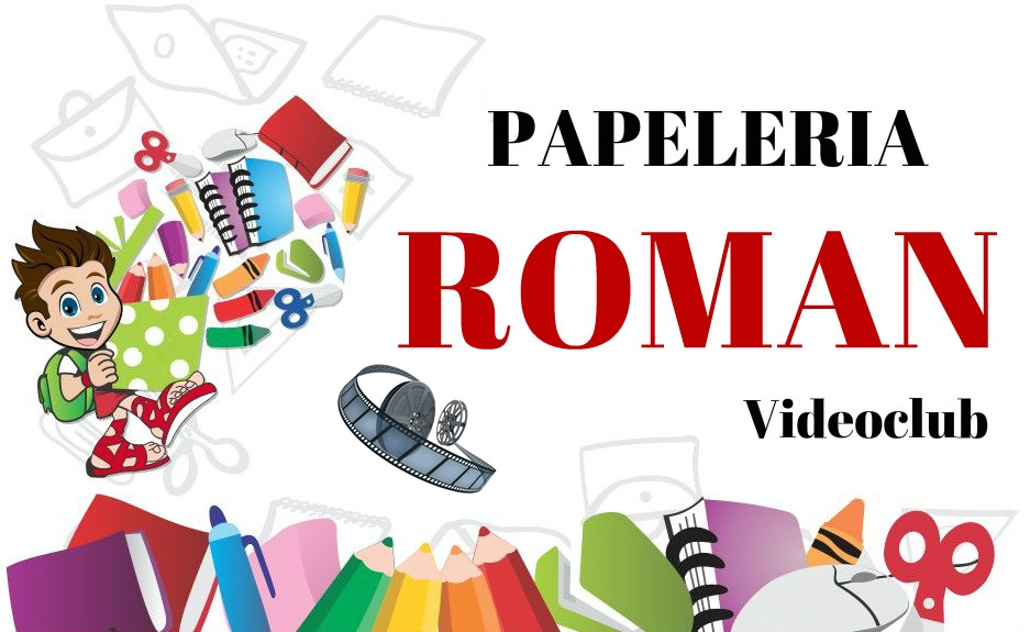 PAPELERÍA VIDEOCLUB ROMÁN